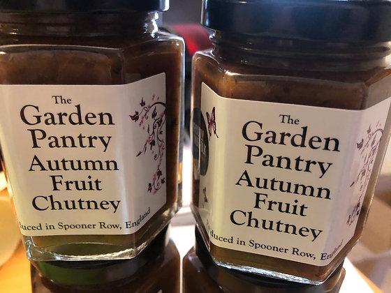Autumn Fruit Chutney