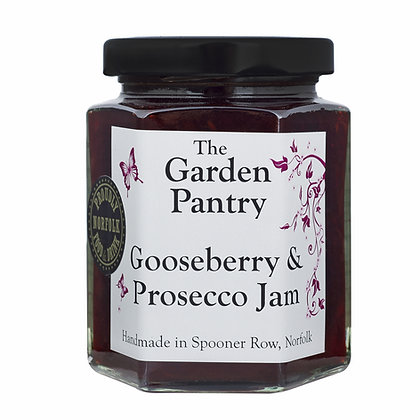Gooseberry & Prosecco Jam