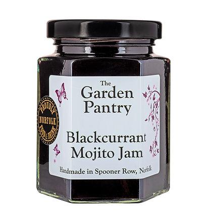 Blackcurrant Mojito Jam