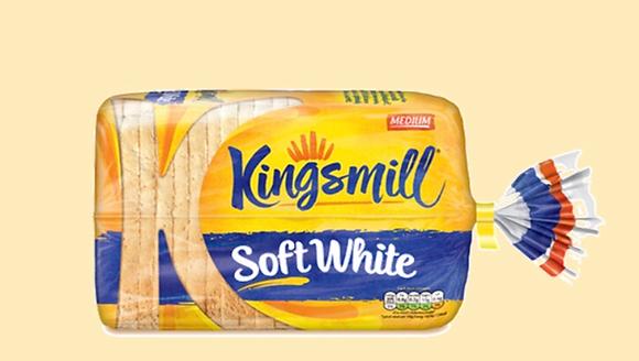Soft white Bread 800g Sliced Loaf