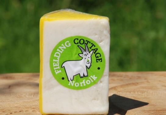 Norfolk Mardler Goats Cheese Fielding Cottage