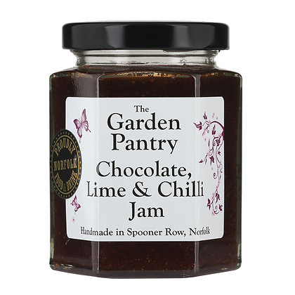 Chocolate, Lime & Chilli Jam