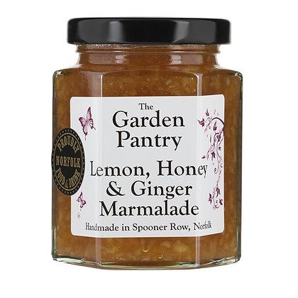 Lemon, Honey & Ginger Marmalade