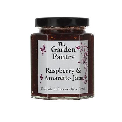 Raspberry & Amaretto Jam