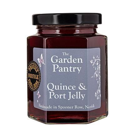 Quince & Port Jelly