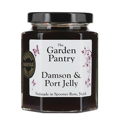 Damson & Port Jelly