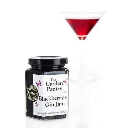 Blackberry & Gin Jam