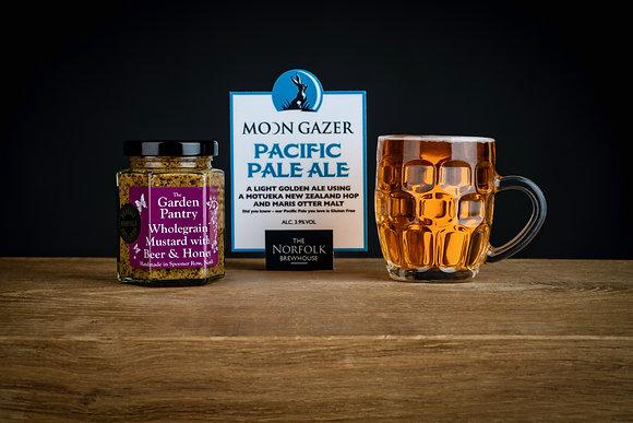 Wholegrain Mustard With Beer & Honey