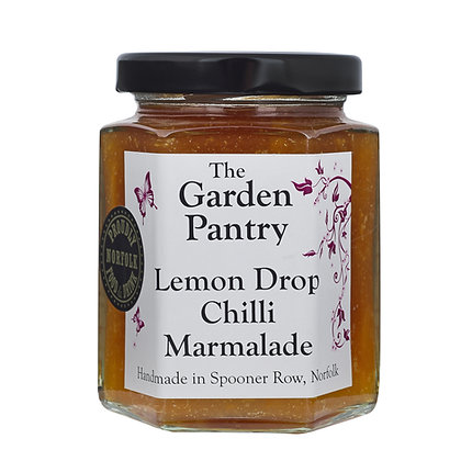Lemon Drop Chilli Marmalade
