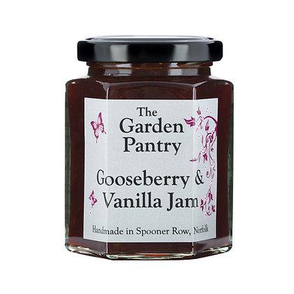 Gooseberry & Vanilla Jam