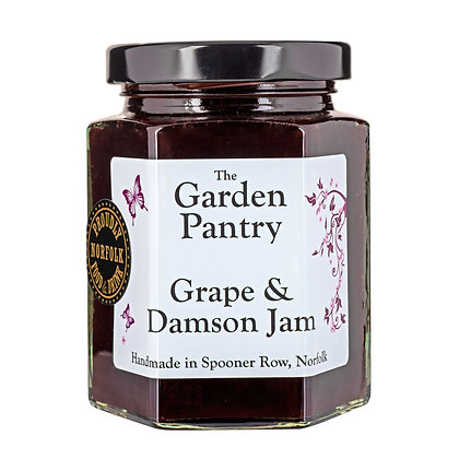 Grape & Damson Jam
