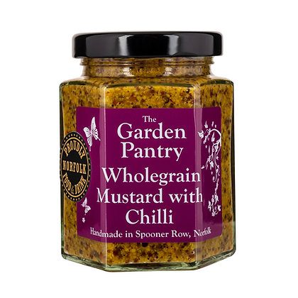 Wholegrain Mustard With Chilli