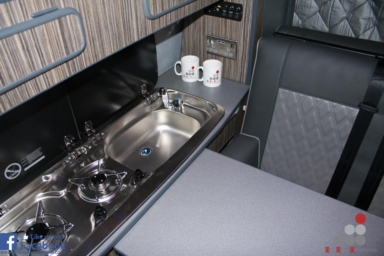 Mazda Bongo side camper conversionMazda Bongo side camper conversion