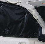 Nissan Elgrand E51 Thermal blinds
