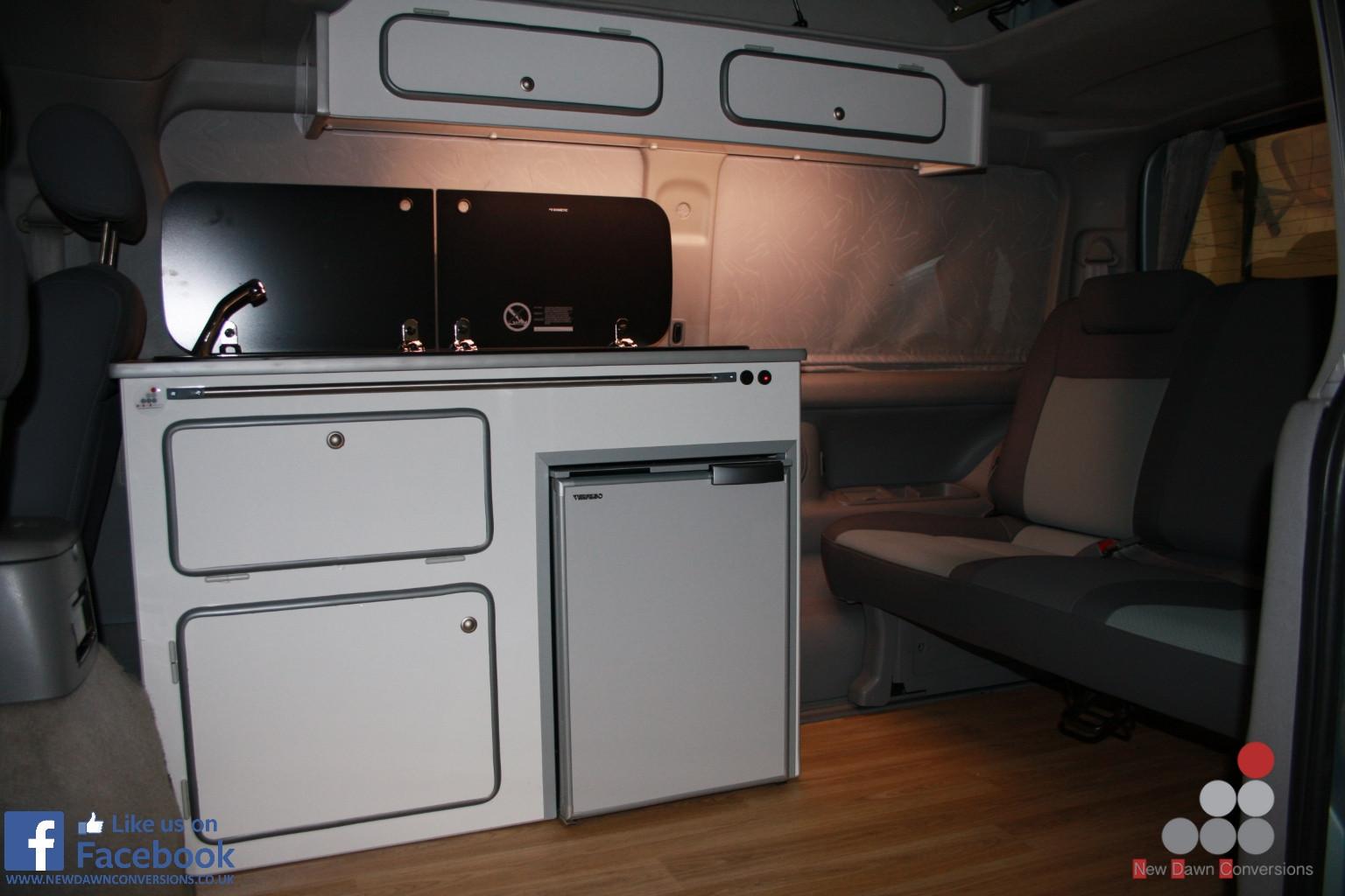 mid conversion with fridge