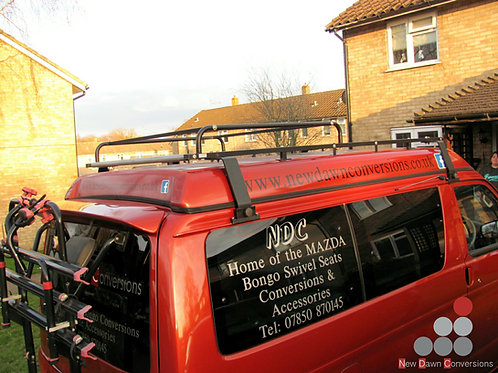 THE ULTIMATE AFT ROOF RACK