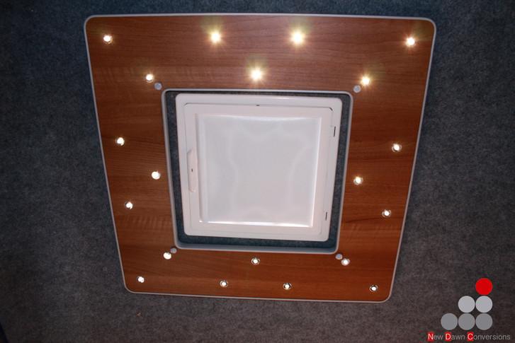 NDC lighting board