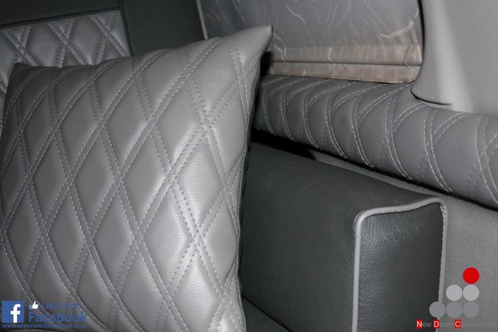 bentley stitch upholstery