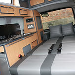 mazda bongo side conversion, campervan,