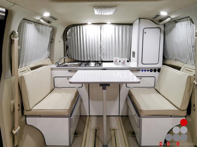 Nissan Elgrand e51 camper conversion (1)