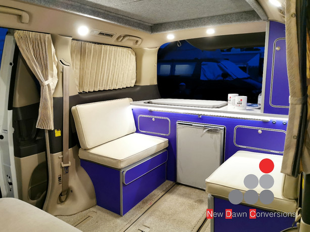 Toyota Alphard with Elevating roof and r