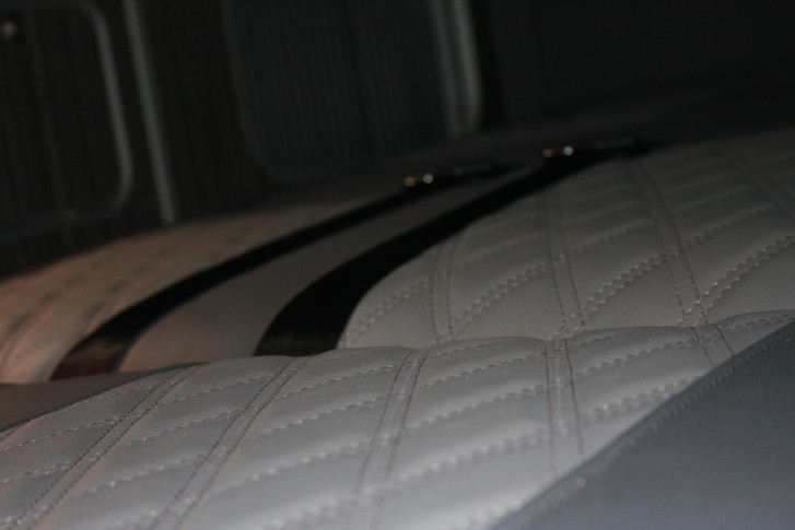 Toyota Alphard side conversion   Alpha-Dawn