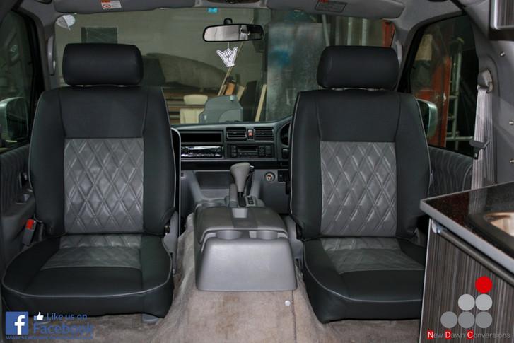 Mazda bongo swivel seats