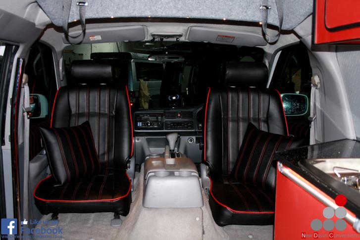 Mazda bongo swivel seat