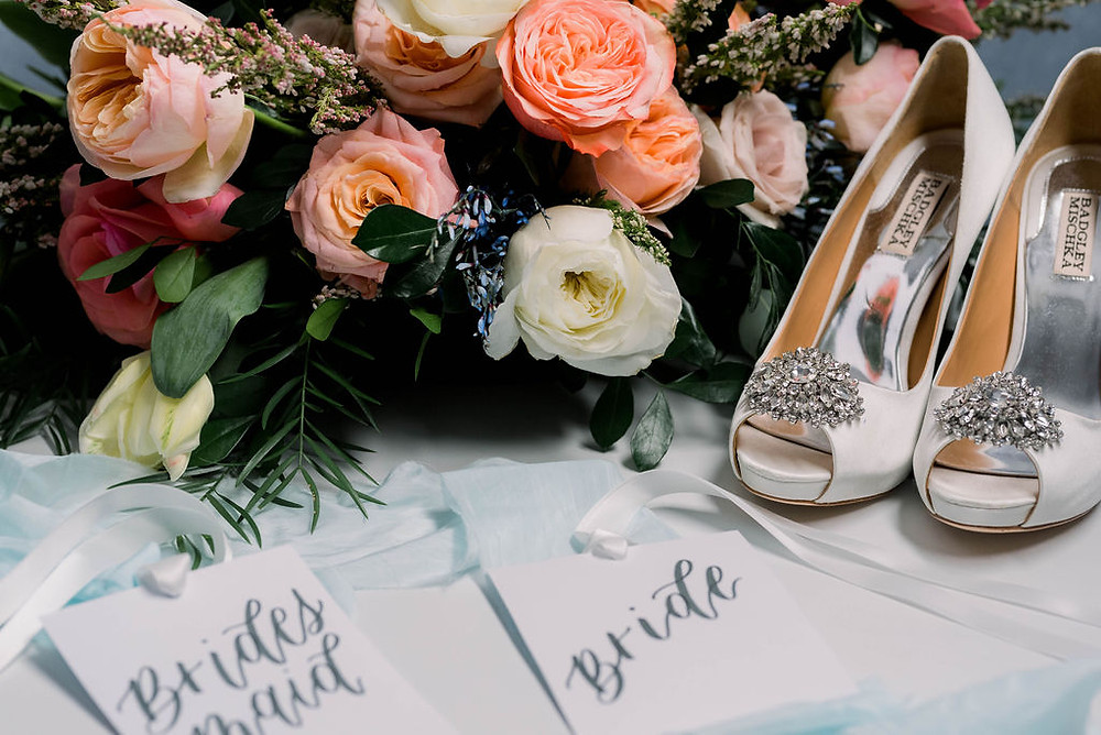 Wedding Inspiration as seen on Today's Bride Blog