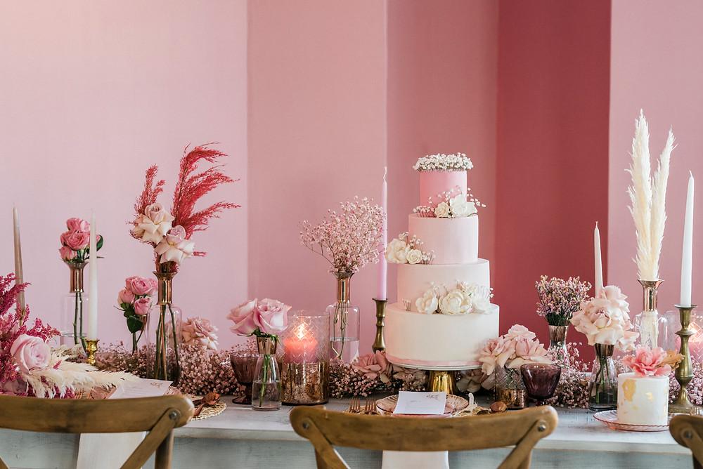 Wedding Table Inspirations