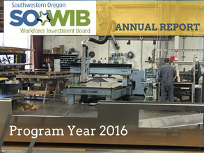 Annual Report Program Year 2016 Now Available