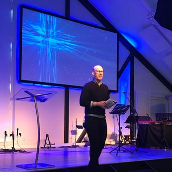 Thomas Jonsson predikar