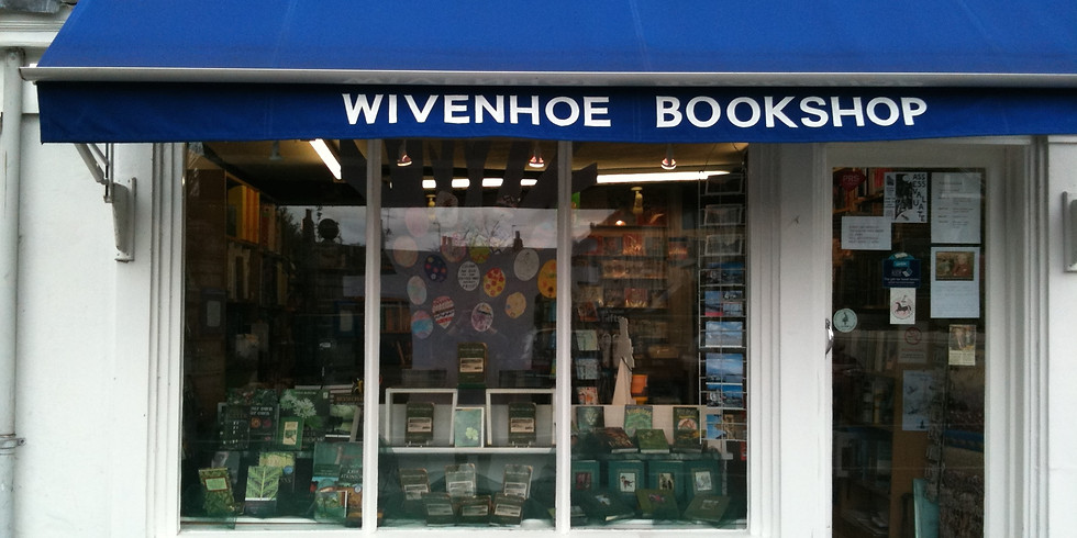 Wivenhoe Bookshop - Over the Sofa Exhibition