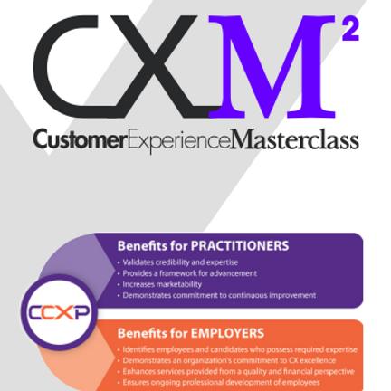 CCXP Exam Preparation Workshop