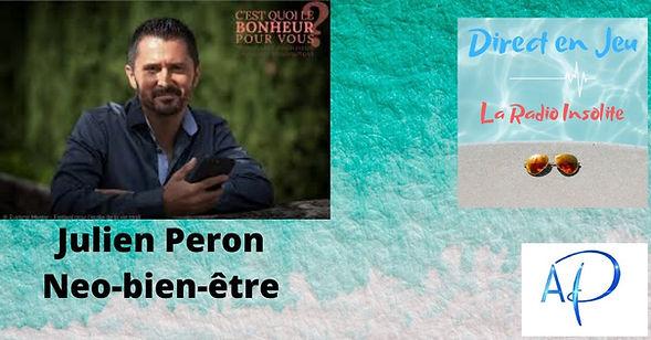 Aline Peugeot Julien Peron interview célèbre