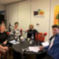 Aline Peugeot auteur célèbre invitée médiatisée médias radio