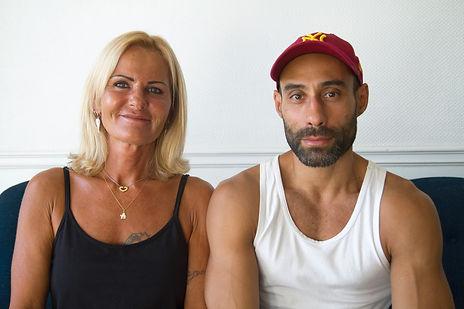 Aline Peugeot célèbrité VIP connue auteure conférencière Mister Puma
