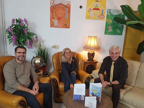 Aline Peugeot métaphysique auteure connue Frank Hatem alla duke
