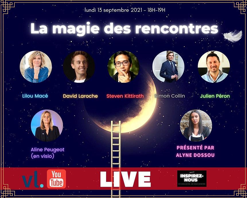 Aline Peugeot célbrité télévision auteure à succès David Laroche Lilou Macé