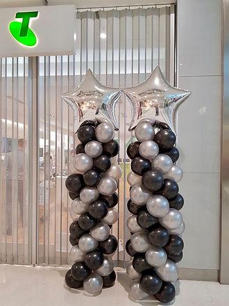 Spiral Air Filled Balloon Column.JPG