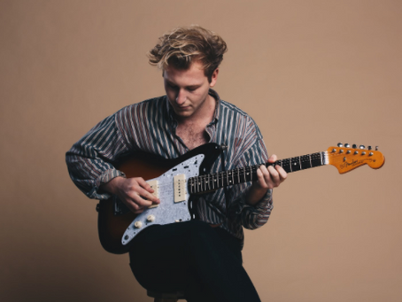Harry Marshal's 'Cold Outside' is a song for all seasons