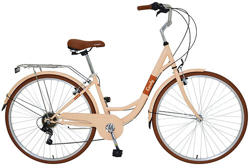 Citybike Damen PEACH CANDY