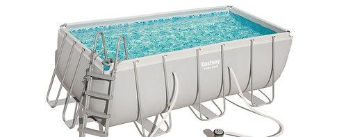 Bestway Swimming Pool Komplett-Set 412 x 201 x 122 cm