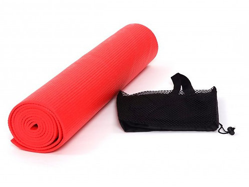Yogamatte rot 173 x 61 x 0.6 cm