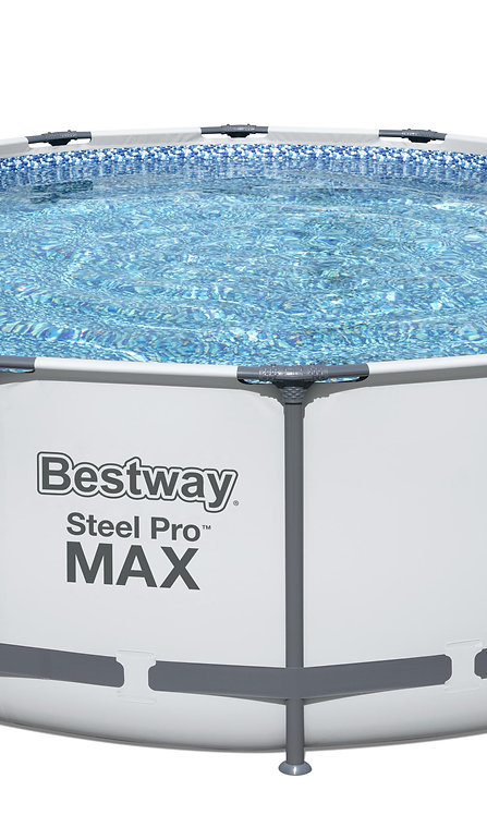 Bestway Pool Komplett-Set 427 x 122 cm