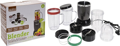 Mixer 8in1 Set 11-teilig