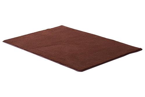 Teppich 80 x 150 cm braun