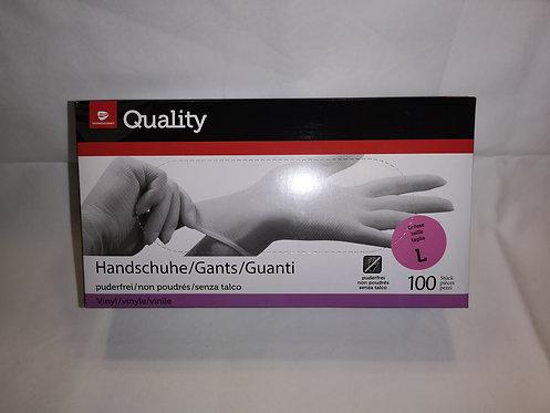 Quality Handschuhe L