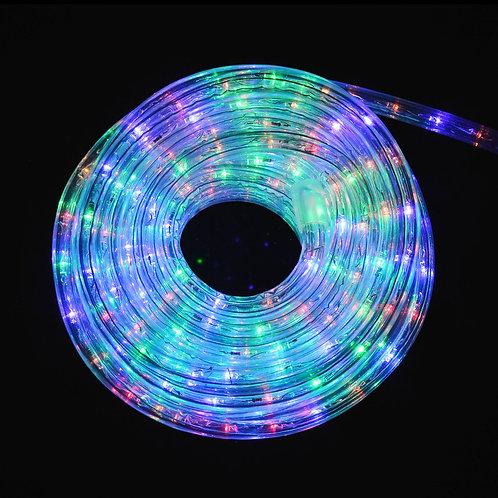 LED Lichterschlauch 10m farbig