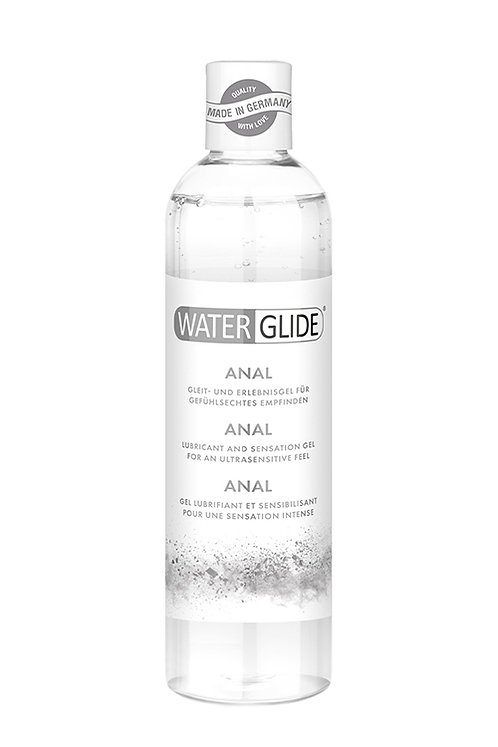 Gleitgel Waterglide Anal 300 ml